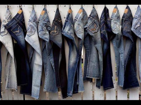 0 - З чого роблять джинси?