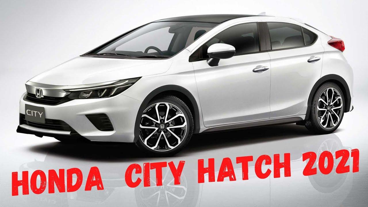 Honda City Hatchback 2021 - YouTube