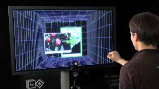 3D Multi-touch Prototype for Augmented and Virtual Reality