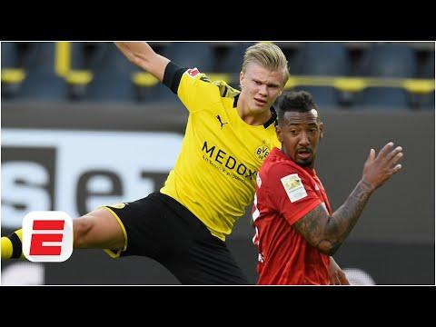 Jerome Boateng Handball?! Did VAR Fail Borussia Dortmund Vs. Bayern Munich? | ESPN FC