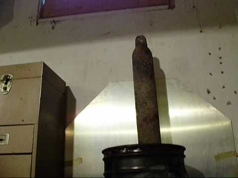 Wood Stove For Garage Youtube