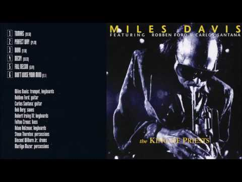 Tomaas - The King Of Priests - Miles Davis Featuring Robben Ford And Carlos Santana