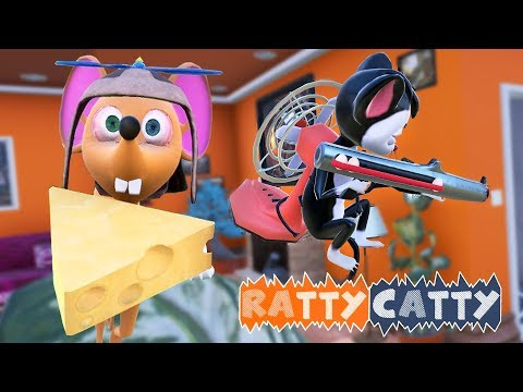 WE HAVE TO SAVE OUR KIDS!!  (Ratty Catty)