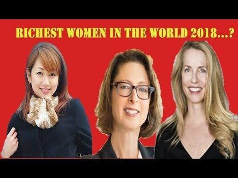 Top 10 Richest Women In The World 2018 || Wealthiest Women..! #42