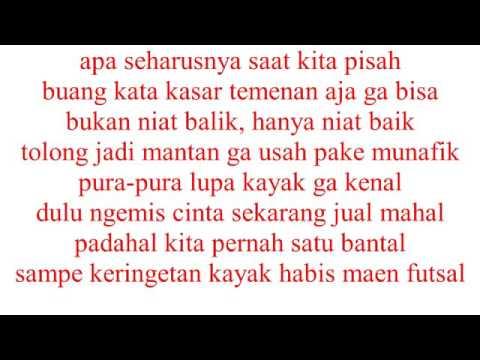 Ecko Show-Mantan Sombong Lirik