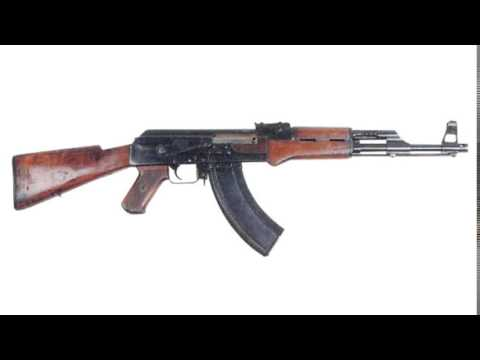 AK 47 Gun Sound Effects I Machine Gun Sound Effects Rapid Fire