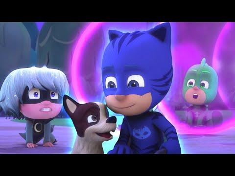 Heroes en Pijamas en Español | Como los lobos | HD | Dibujos Animados