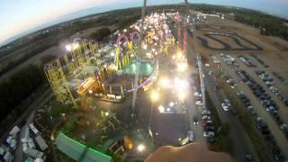 skyrider europark vias gopro HD