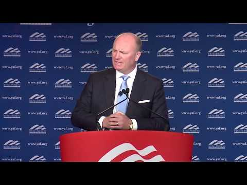 Declan Ganley LIVE at YAF's 40th annual National Conservative Student Conference