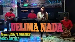 Download Mp3 Janji Manis   Siti Nurhaliza   Cover  Versi Delima Nada Voc Astri