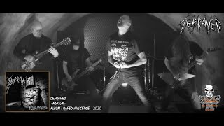 DEPRAVED - Asylum (Official Clip Video)   Music-Records