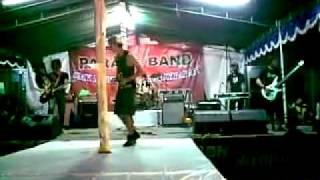 Relp - orang utan - Evolution X - Face The Mirror (6 jari band balikpapan cover)