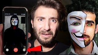 CALLING PROJECT ZORGO GAME MASTER ON FACETIME AT 3AM | THEY ANSWERED! (YOUTUBE HACKER FACETIME)