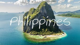 Philippines Paradise | DJI Mavic Pro Drone | 4K Video | Top Islands, Beaches, Volcanos and Jungles