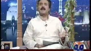 Khabar Naak - Comedy Talk Show Geo News- 30 October 2011- Khabar nak Tv Pakistani
