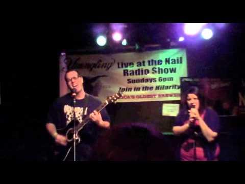 THE ANGRY NINJAS Live at The Rusty Nail