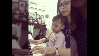 Cho Em Gần Anh Thêm Chút Nữa - Piano Cover- Phiên Bản Độc.