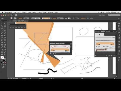 How To Get Started With Adobe Illustrator CC - 10 Things Beginners Want To Know How To Do