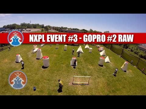 NXPL Event #3 GoPro Camera 2   Lone Wolf Paintball Michigan