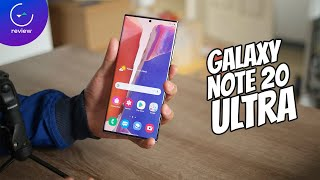 Samsung Galaxy Note 20 Ultra | Review en español