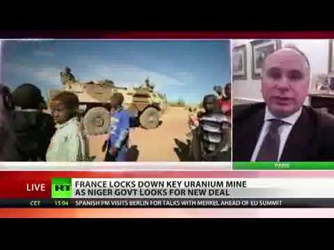 Uranium Mine In Niger Taken Over By French Forces Amid Mali Battles