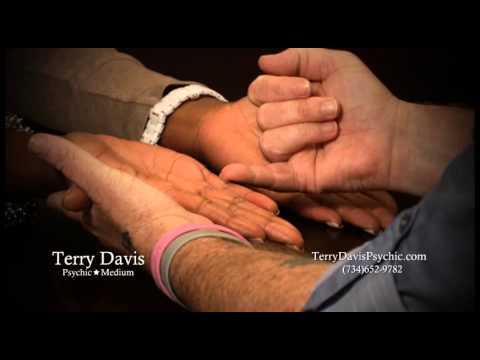 Terry Davis Psychic Medium