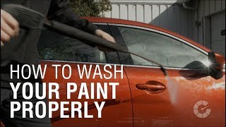 How to Wash your Paint Properly | Autoblog Details