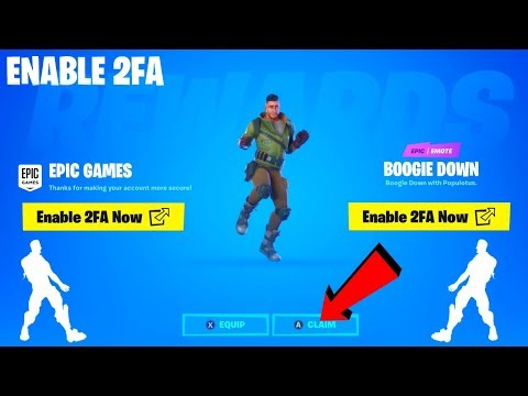 Enable 2fa Fortnite Chapter 2 Working November 2019 *XBOX/PS4/SWITCH/PC*
