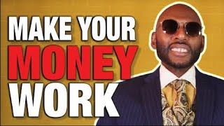 Understanding Money | Poverty Trap | Importance Of Financial Literacy | Tijuana Jackson