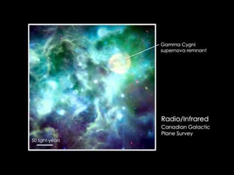 Cygnus X, A Star Nursery