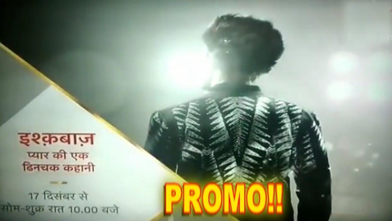 ISHQBAAZ || NEW PROMO || SHIVAANSH SINGH OBEROI GRAND ENTRY || NEW TRACK ||  NEW TWIST