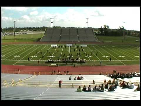 "Calvert Hall College High School Band's 2008/2009 Production: ""Facing  Your Fears"""