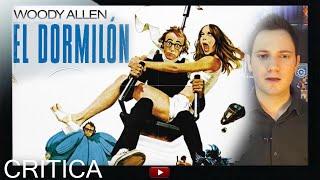 Crítica El dormilón (1973) Review (Ciclo Woody Allen)