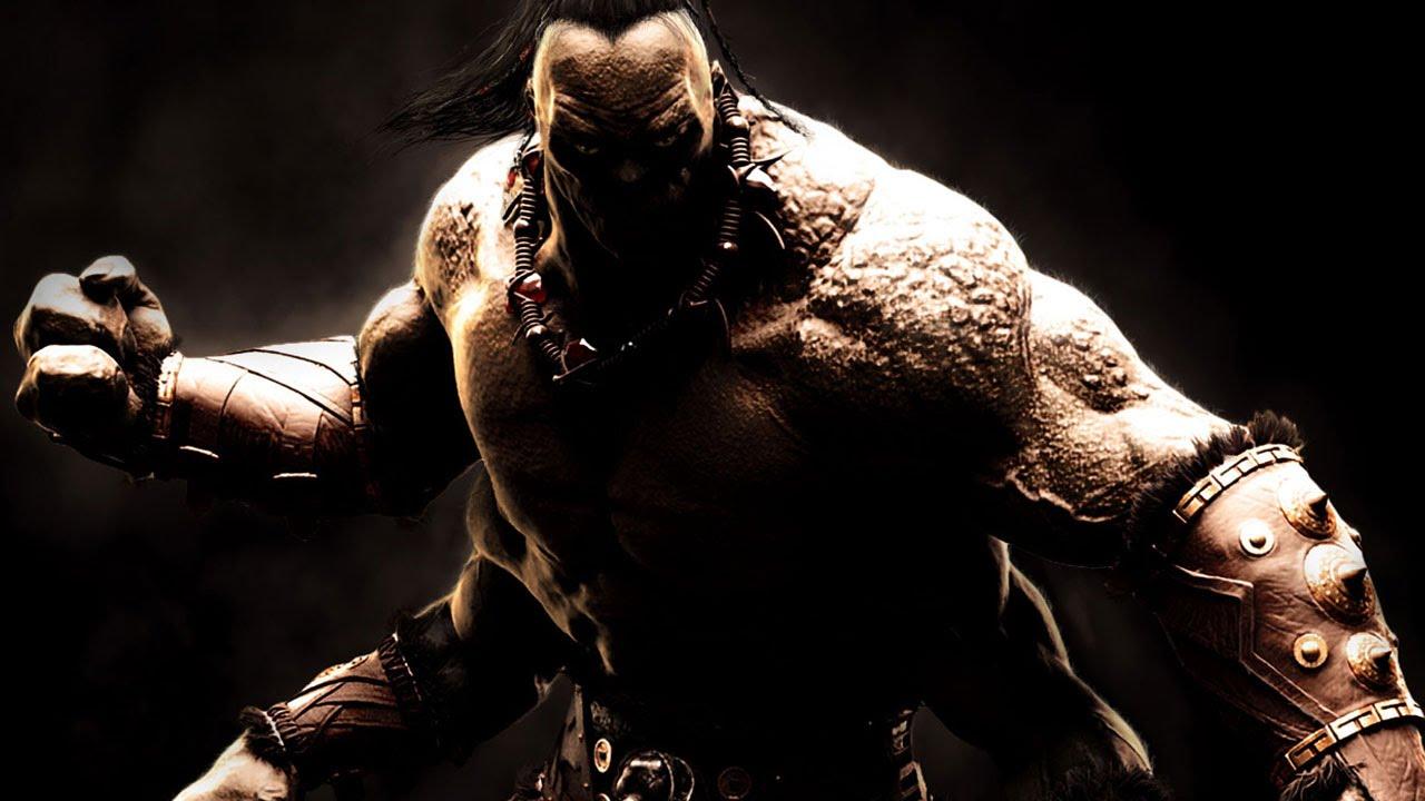 Mortal Kombat X: 13 Minutes of Goro Gameplay