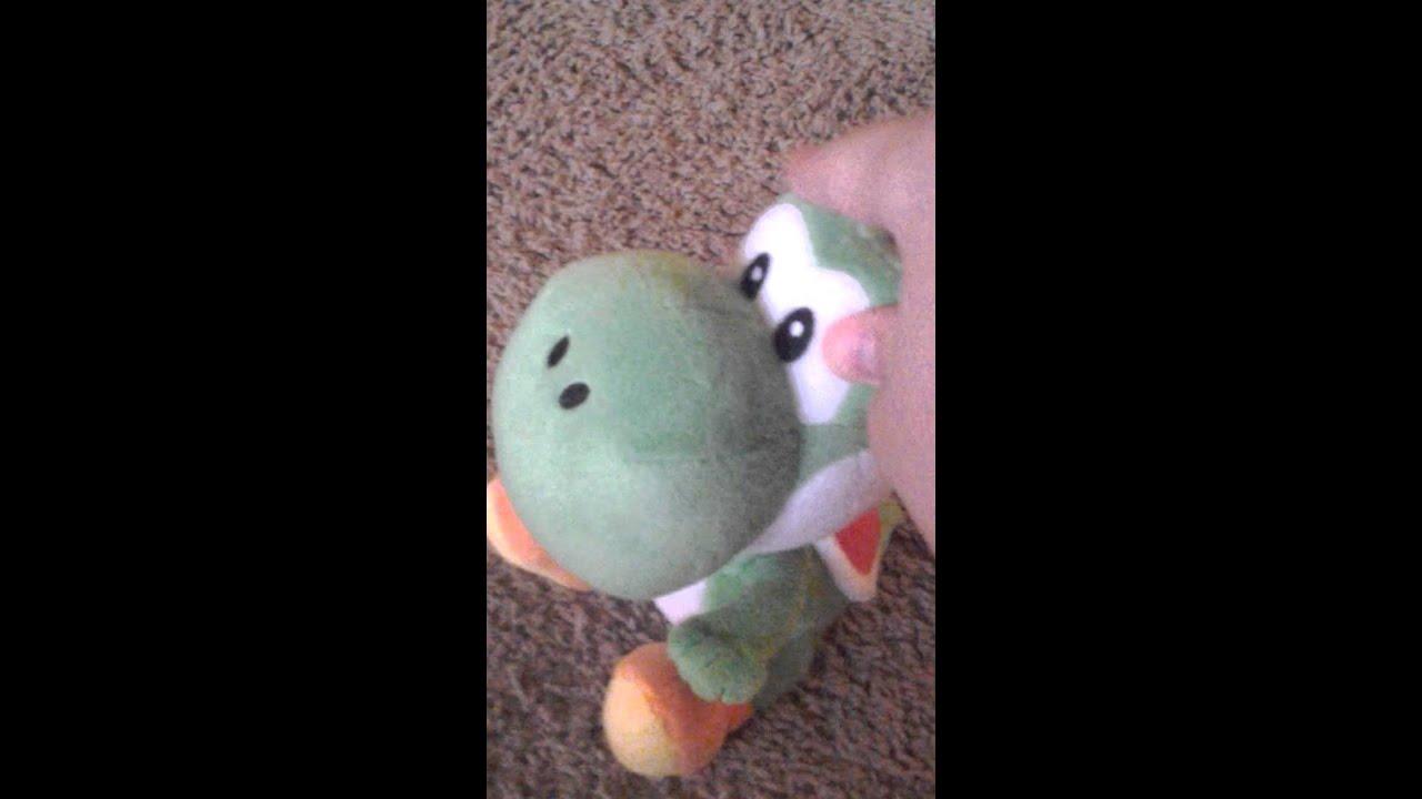 Mario Plush Madness Episode 1 Poison Mushrooms Youtube
