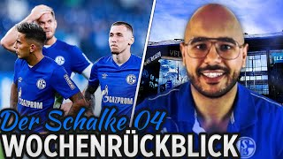 S04 1:2 KSC, Grammozis, Punktabzug, Karriereende Huntelaar, Wagner - Der Schalke