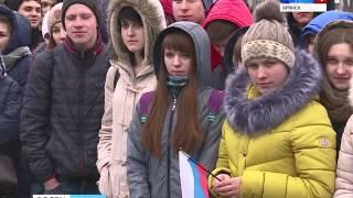 Визит полпреда Президента Александра Беглова в Брянск