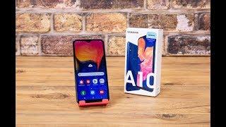 Samsung Galaxy A10 (2019) Akıllı Cep Telefonu Ürün İnceleme