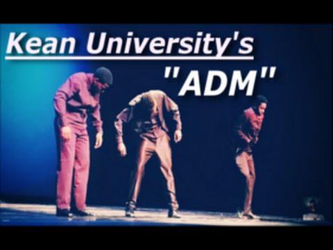 ADM Dances at Kean University | @MalikTheMartian
