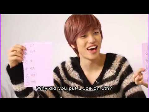 [ENG SUB] TEENTOP ANGEL BOX 2014 part 1