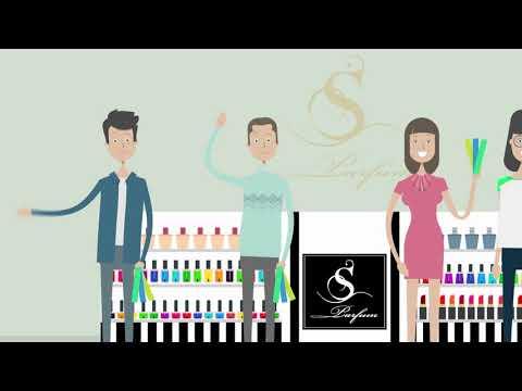 Франшиза парфюмерного магазина S Parfum