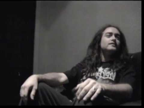 INCANTATION Interview John McEntee Montpellier 15 Novembre 2004
