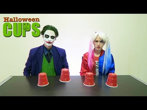Halloween Cups '16
