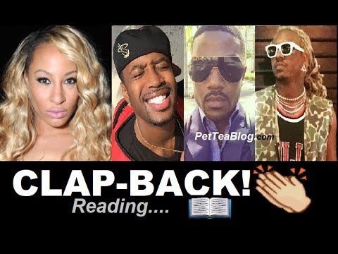 Hazel B Exposes Ray J, Safaree & A1 says they're G-A-Y for NOT wanting to WORK with her! #LHHH