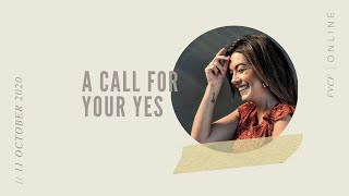 A Call for your Yes (Katherine Meier) | Sunday Evening Service