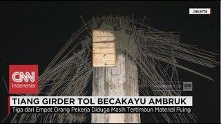 (0.01 MB) Kepala Kolom Tol Becakayu Ambruk, Sejumlah Pekerja Luka-luka Mp3