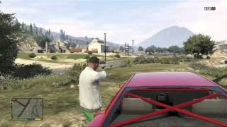 gta 5 dogs taxis farms cows explosions