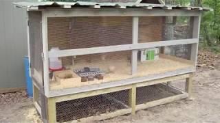 My Chicken Coop Design