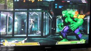 vuclip gamepaly Mrvel vs Capcom 3 Willyagami 2
