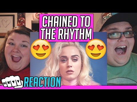 KATY PERRY CHAINED TO THE RHYTHM REACTION!! 🔥